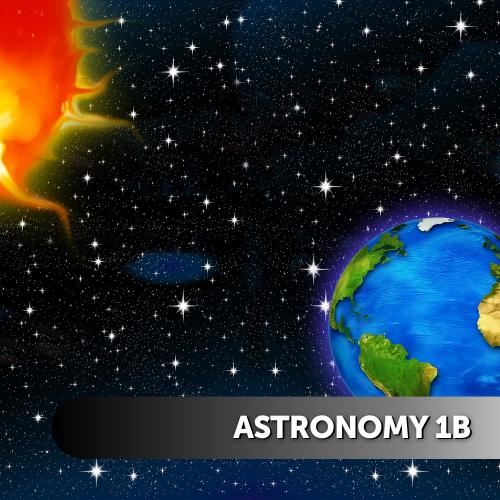Astronomy 1b