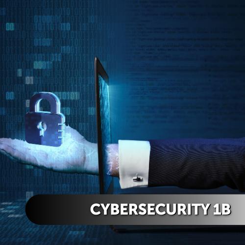 Cybersecurity 1B