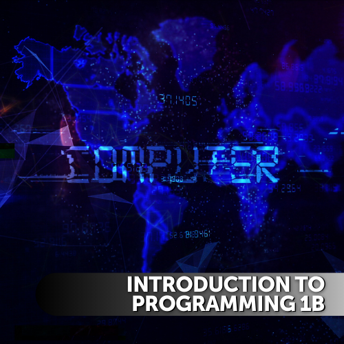 Introduction to Programming 1B