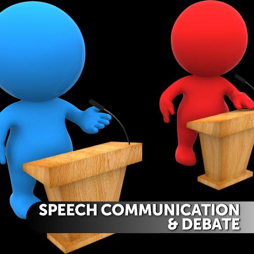 Speech Communication & Debate