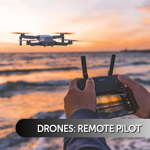 Drones: Remote Pilot