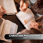 Christian Philosophy Directed Reading
